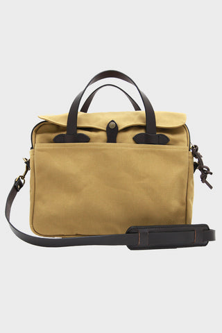 Filson Original Briefcase - Dark Tan