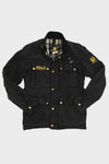 Black Belstaff Roadmaster Jacket