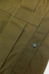 Tin Cloth Field Coat - Dark Tan
