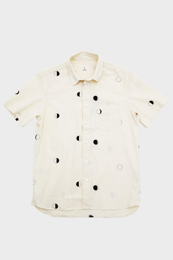 Alegre Shirt - The Moon Phases