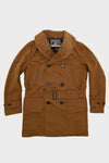 Macinaw Coat - Brown Canvas