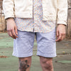 Engineered Garments Cordiane Ghurka Short | Light Blue | Canoe Club