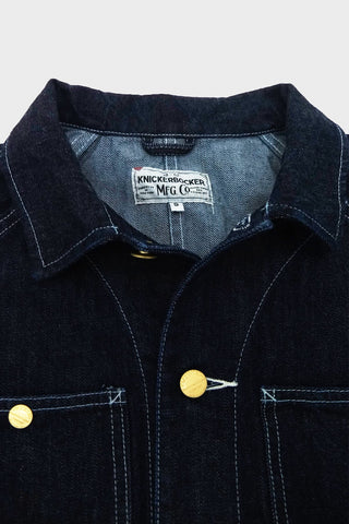 Barn Coat -Indigo