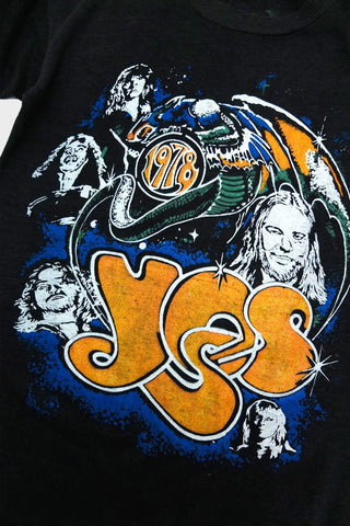 Yes 78 Concert Tee