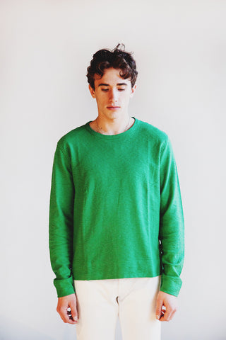 ymc you must create X Sweat - Green