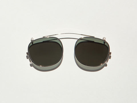 moscot Cliptosh - Gold/G15 Lenses