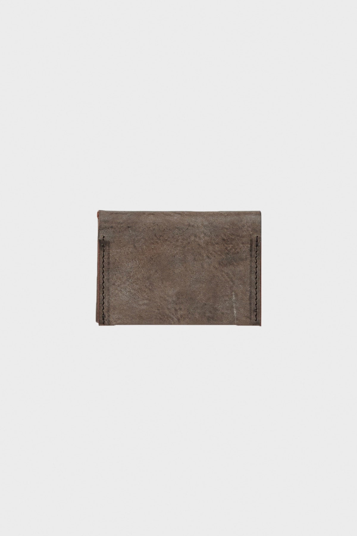 Hender Scheme - Compact Card Case - Chocolate - Canoe Club