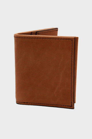 yuketen Bi-Fold Wallet - Buck Brown