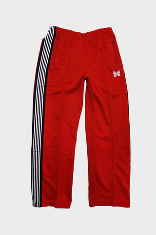 Needles track pant red full front picture