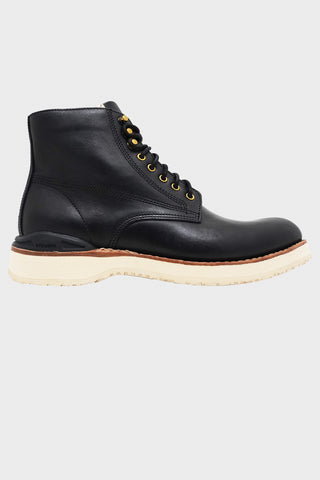visvim Virgil Boots Folk - Black