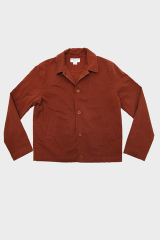Groundhog Jacket - Brown Twill