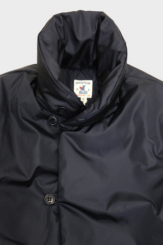 arpenteur Loft J. Jacket - HD Technical Nylon Primaloft Fill - Navy