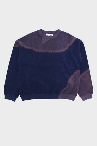 noma t.d. Breach Twist Sweatshirt - Navy