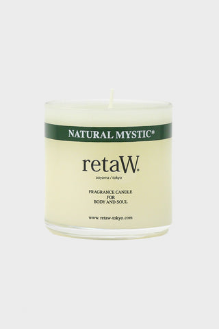retaw Fragrance Candle - Natural Mystic