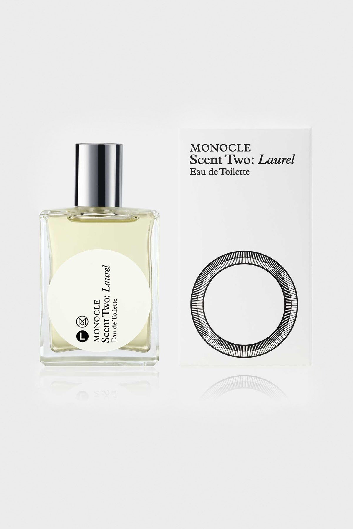 Comme des Garçons PARFUMS - Monocle Scent Two Laurel Eau de Toilette - 50ml Natural Spray - Canoe Club