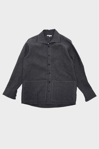 blluemade Jacket  Shirt - Belgian Linen - Raisin