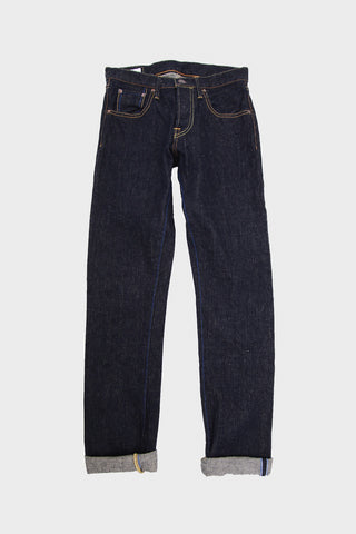 tanuki denim japan NS Slim Fit Denim - 16.5oz Natural Indigo