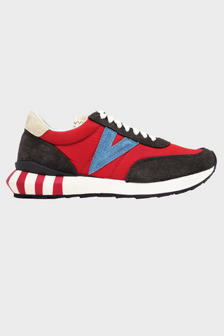 visvim Attica Trainer - Red