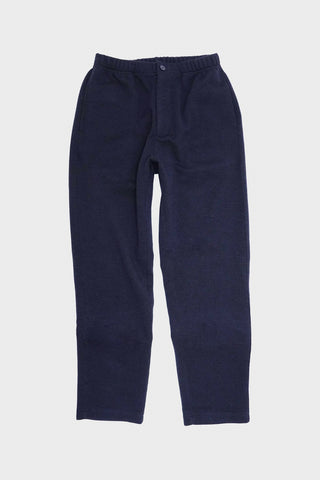 engineered garments Jog Pant - Dk. Navy Poly Wool Jersey Knit
