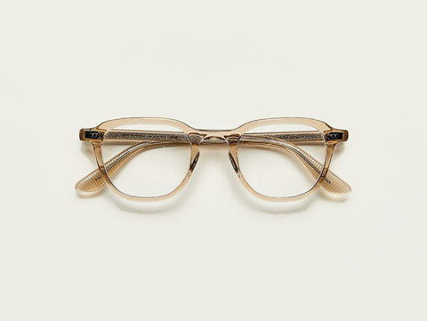 moscot Billik eyeglasses -Cinnamon Optical