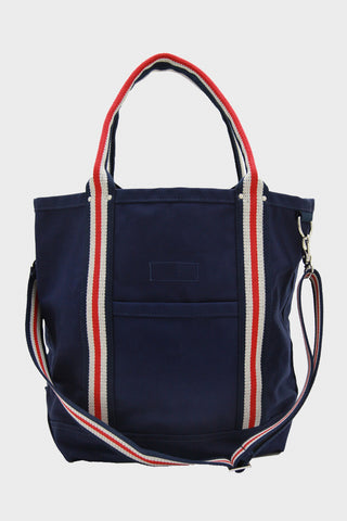 Workaday by Engineered garments Tote Bag - Navy Canvas