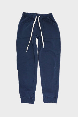 velva sheen Pigment Army Gym Sweat Pants - Navy