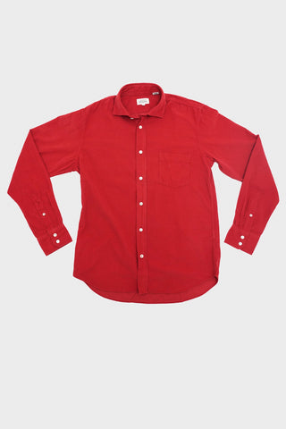 hartford Paul Shirt Baby Cord - Henne