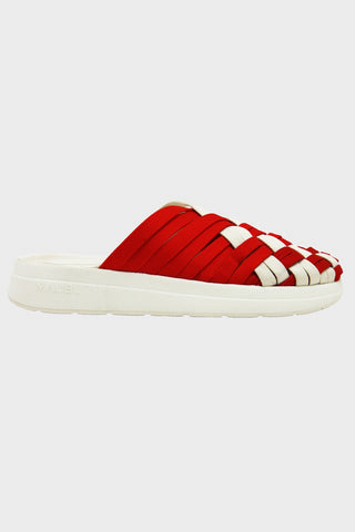 malibu sandals Missoni - Tango Red/Papyrus