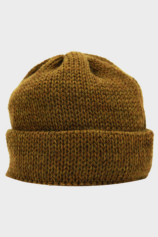 Short Watch Cap - Camel