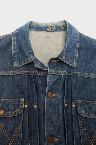 Wrangler 1948 First Edition Blue Bell Denim Jacket