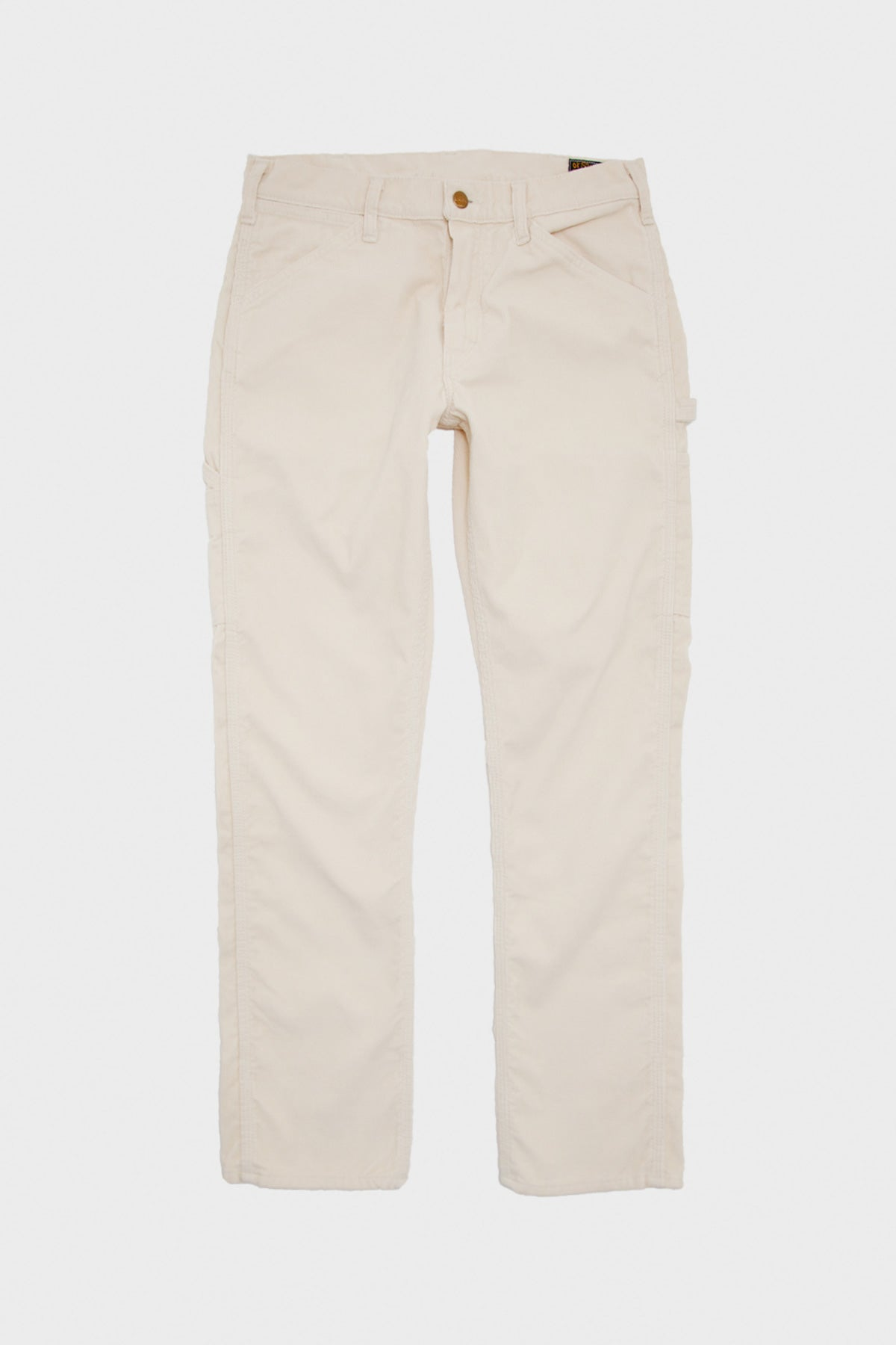 orslow Canoe Club Painter Pants - Ecru Corduroy