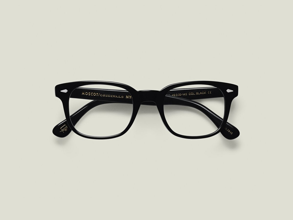 Moscot - Boychik - Black Optical - Canoe Club