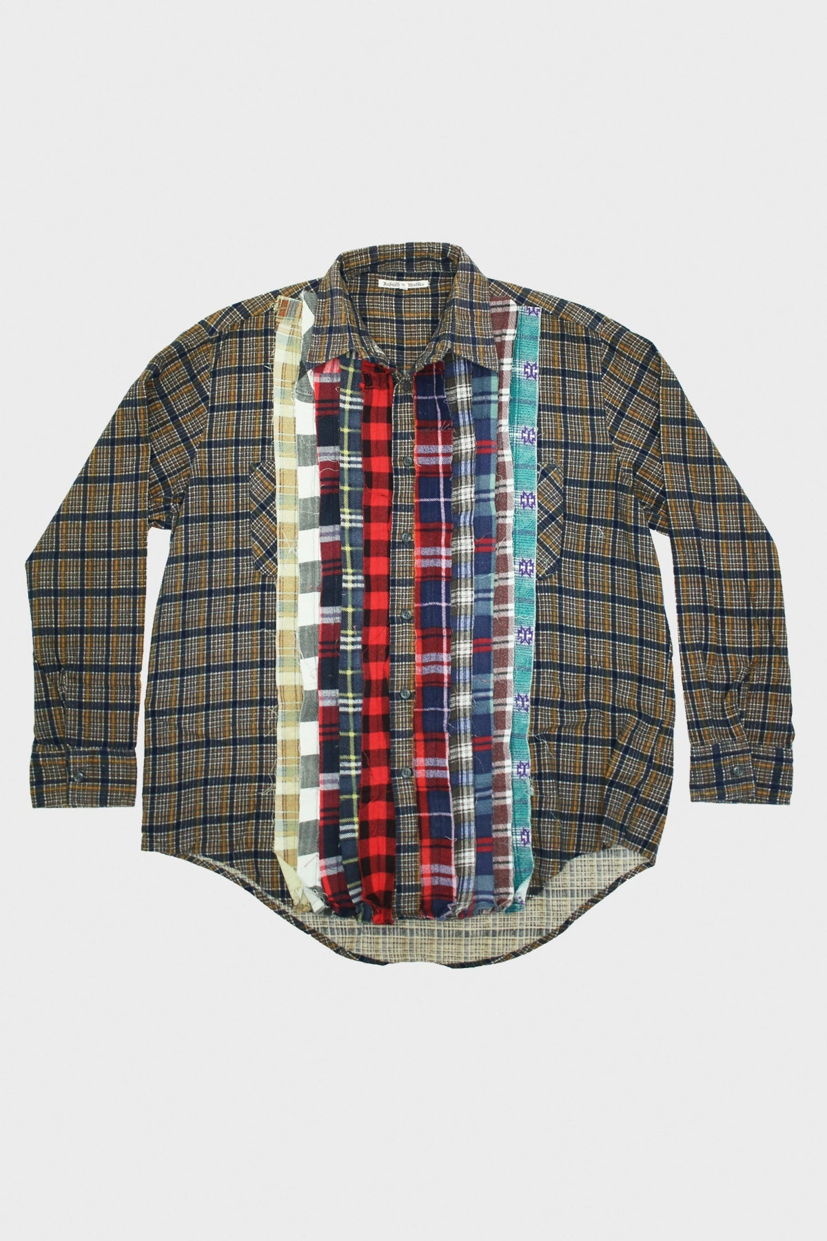 Needles - Ribbon Flannel Shirt - Assorted 14 - X Large - Canoe Club