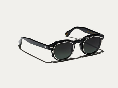 moscot Cliptosh - Silver/G15 Lenses