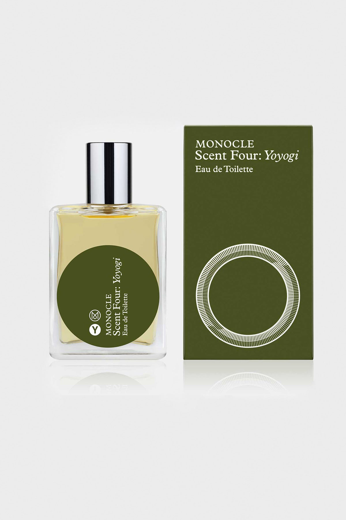 Comme des Garçons PARFUMS - Monocle Scent Four Yoyogi Eau de Toilette - 50ml Natural Spray - Canoe Club