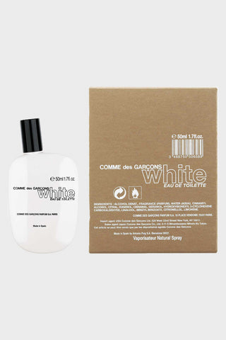 comme des garcons parfums White - 50ML Natural Spray