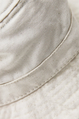 corridor clothing nyc Bucket Hat - Natural Canvas