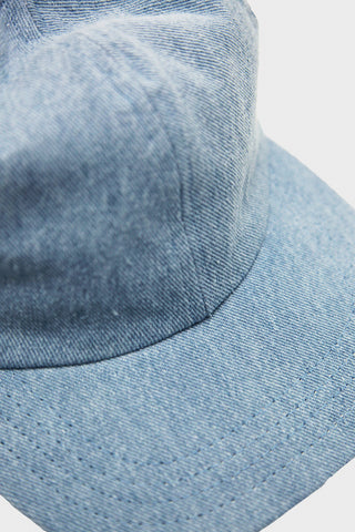 Corridor clothing nyc Canvas Cap - Washed Indigo