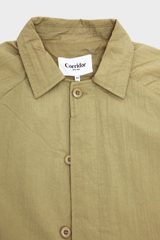 Corridor City Mac Coat - Khaki