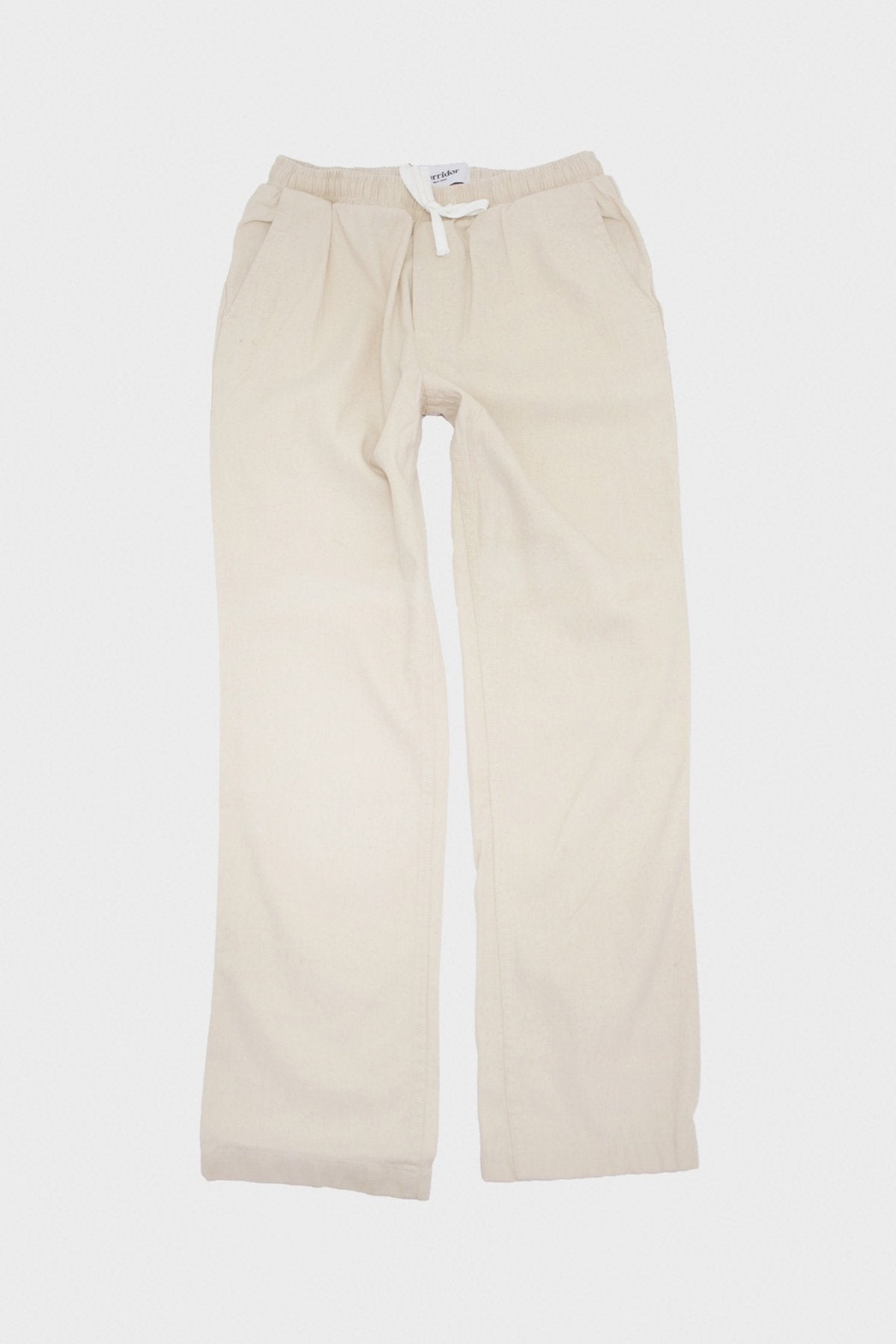 Corridor - Cotton Seed Drawstring Pants - Garment Dye - Canoe Club