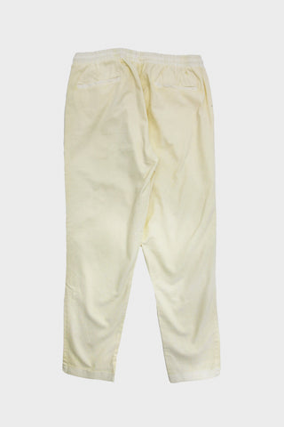 Corridor clothing nyc Draw Pant - Antique White