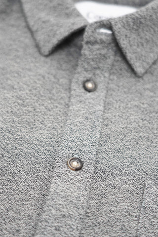 corridor clothing nyc Jasper Shirt - Charcoal