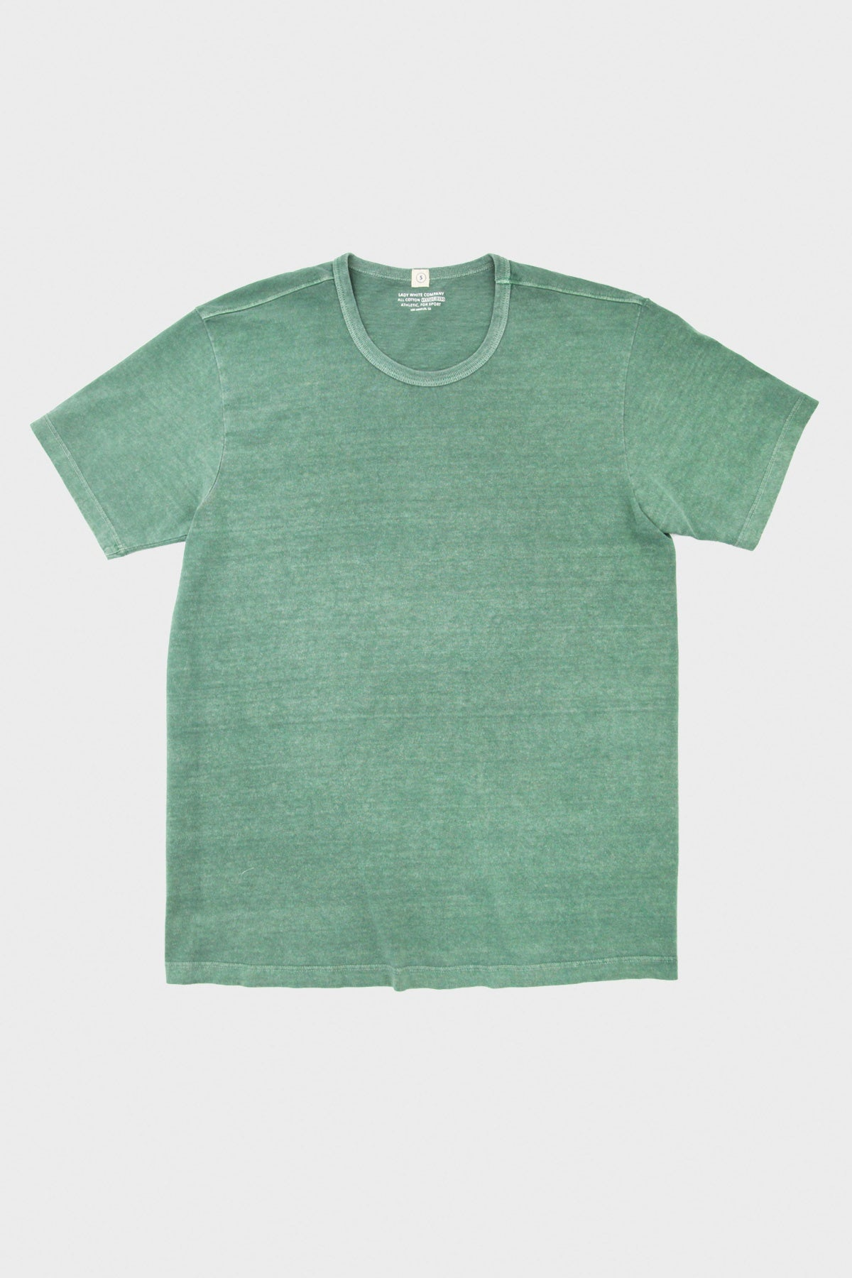 Lady White Co. - Canoe Club T-Shirt - Chalk Green - Canoe Club