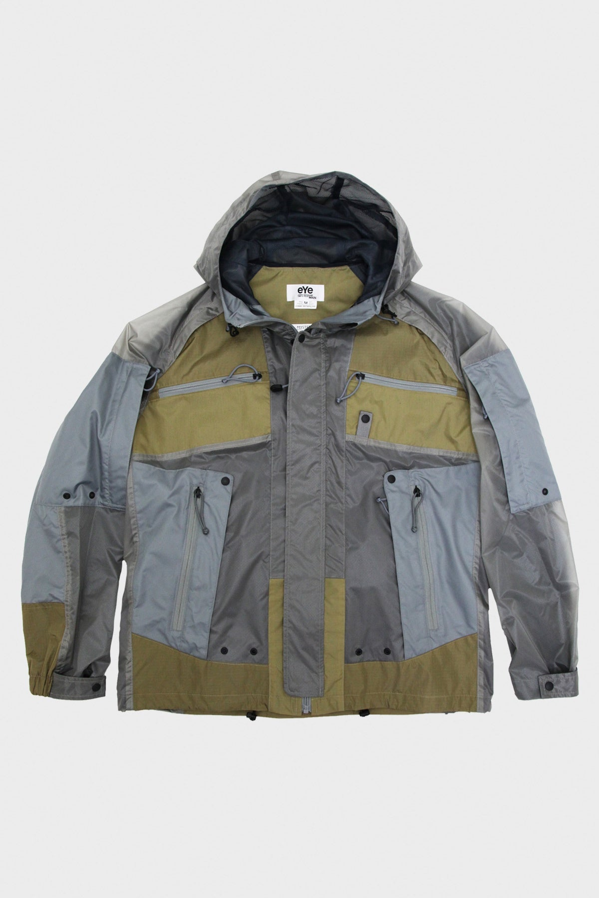 Junya Watanabe - Junya Watanabe x Mystery Ranch - Backpack Jacket - Khaki/Gray - Canoe Club
