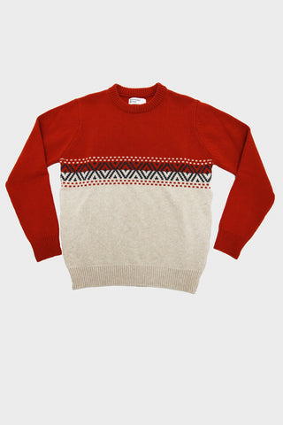 Estrela Sweater - Orange