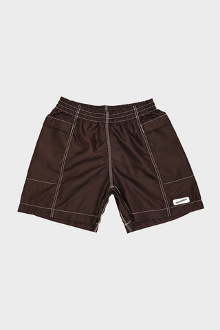 nanamica Deck Shorts - Brown