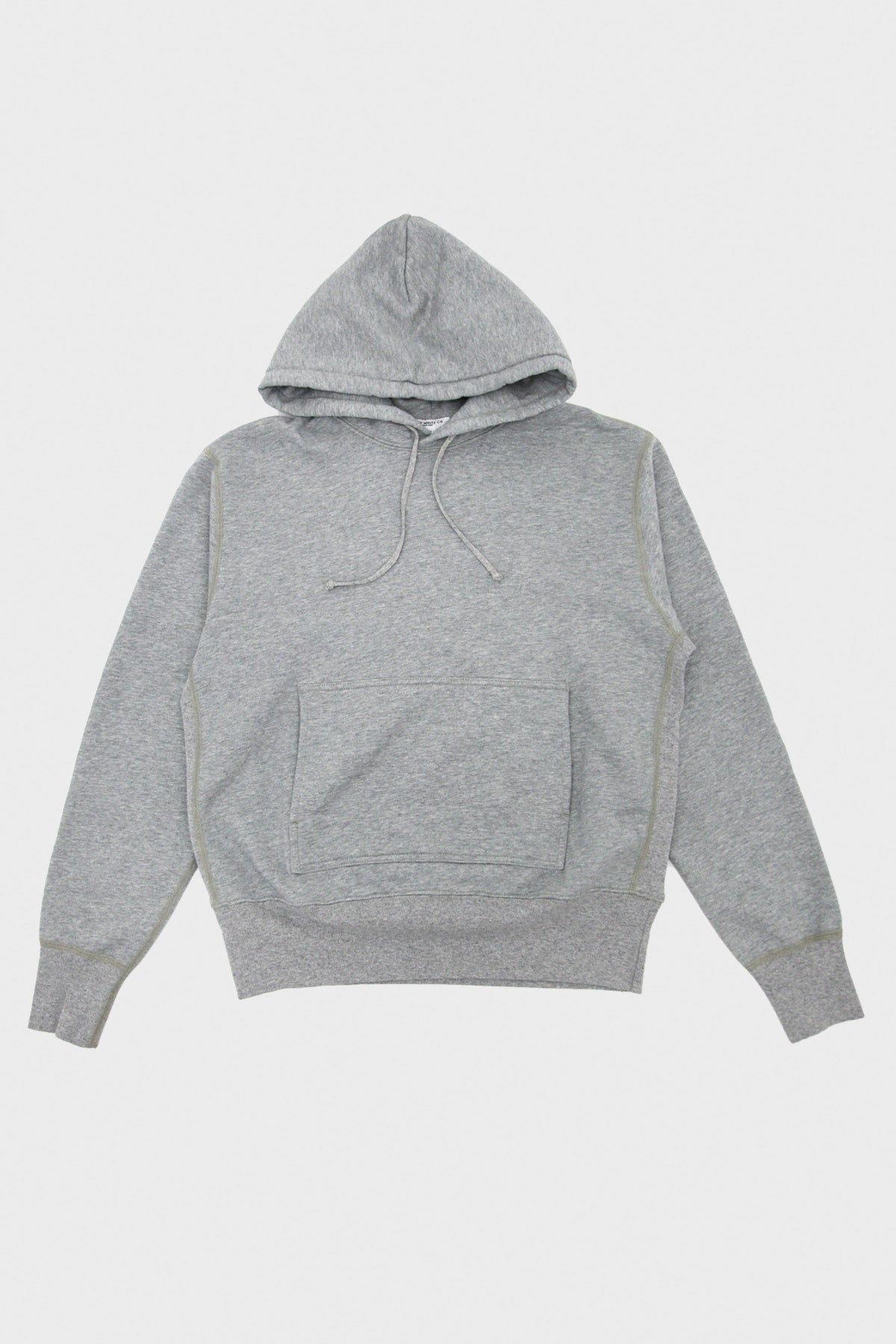 Lady White Co. - Hoodie - Heather Grey - Canoe Club
