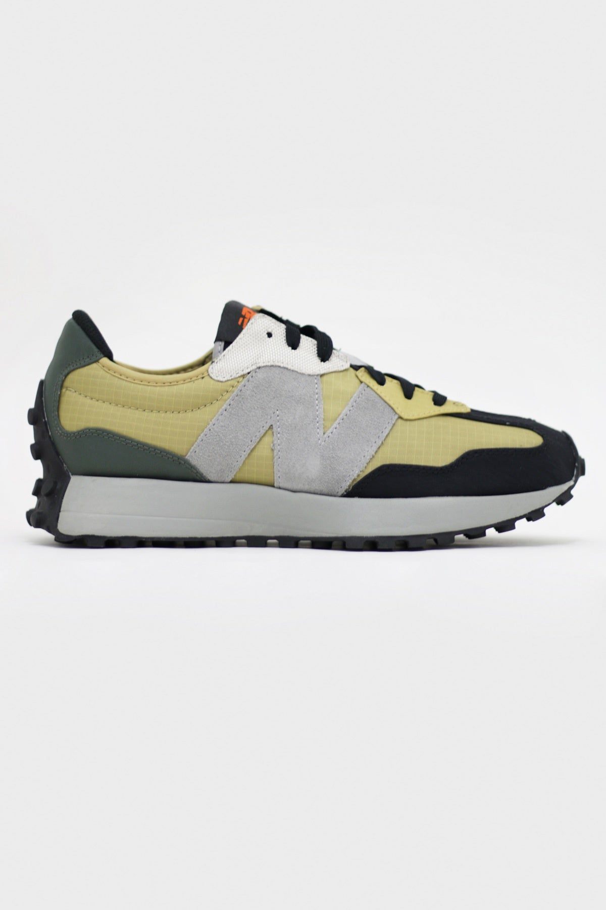 New Balance - 327 - Byzantine Gold/Golden Poppy - Canoe Club
