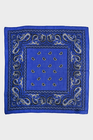Bandana No. 1 - Blue