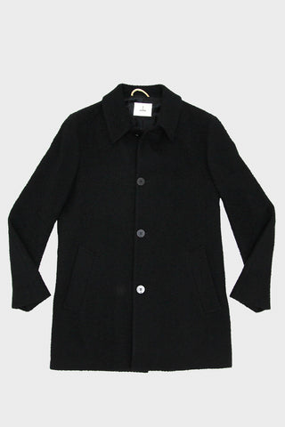 la paz clothing Heavey Coat - Black